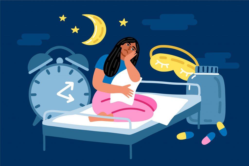 Онлайн индивидуален психологически тренинг Хигиена на съня - Как да се справим с безсънието и да се потопим в блажения свят на сънищата